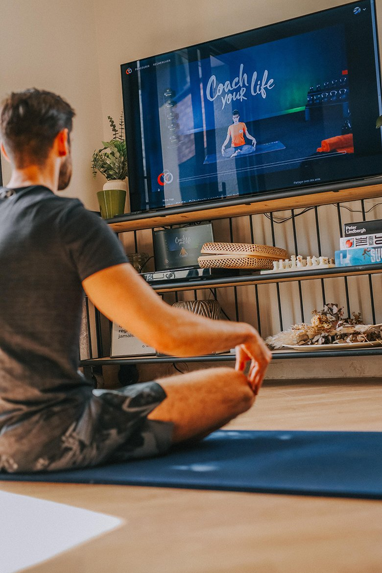 test avis lappart fitness on demand yoga