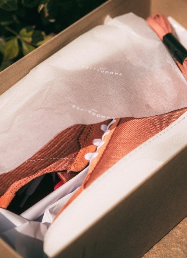 basket belledonne b3 boite ouverte papier soie
