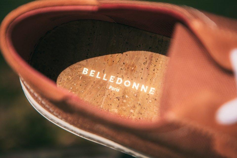 baskets belledonne b3 focus semelle intérieure