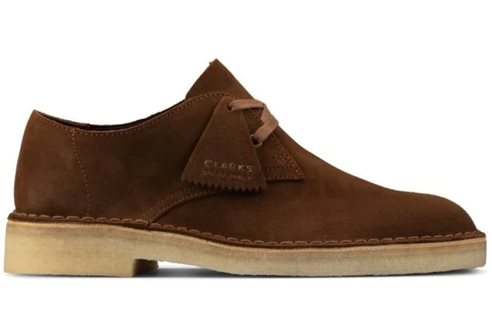 Clarks champetre mariage