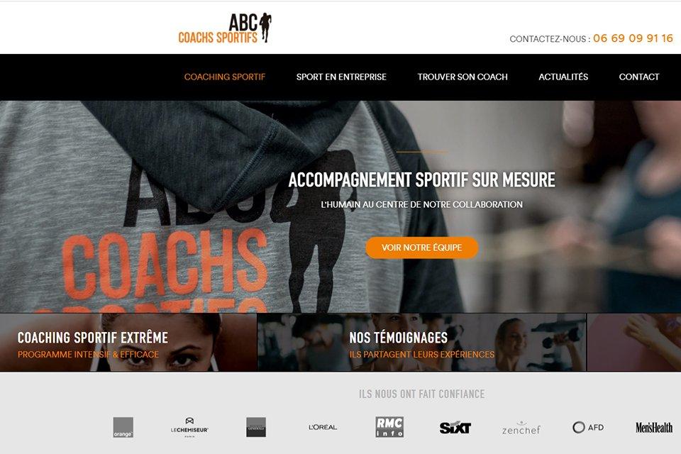 coaching homme avis ABC coach sportif homepage