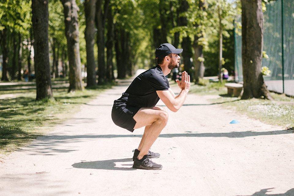 coaching homme avis ABC coach sportif squat