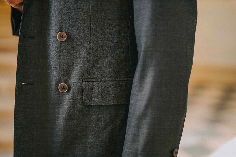 Costume manufacture poches