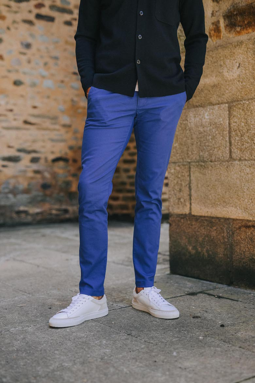 Jagvi Pantalon Essayage jambes