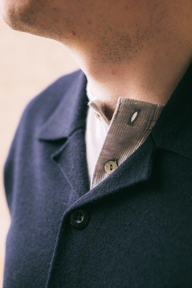 look henley petrone gris sportswear