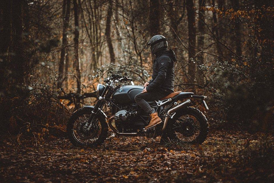 Moto BMW NineT Scrambler