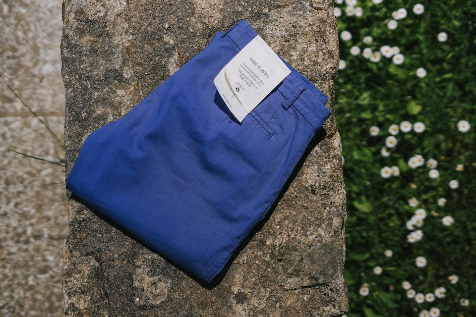 Pantalon Jagvi Etiquette Avant Plié
