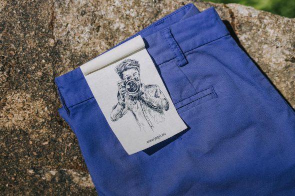 Pantalon Jagvi Zoom Étiquette