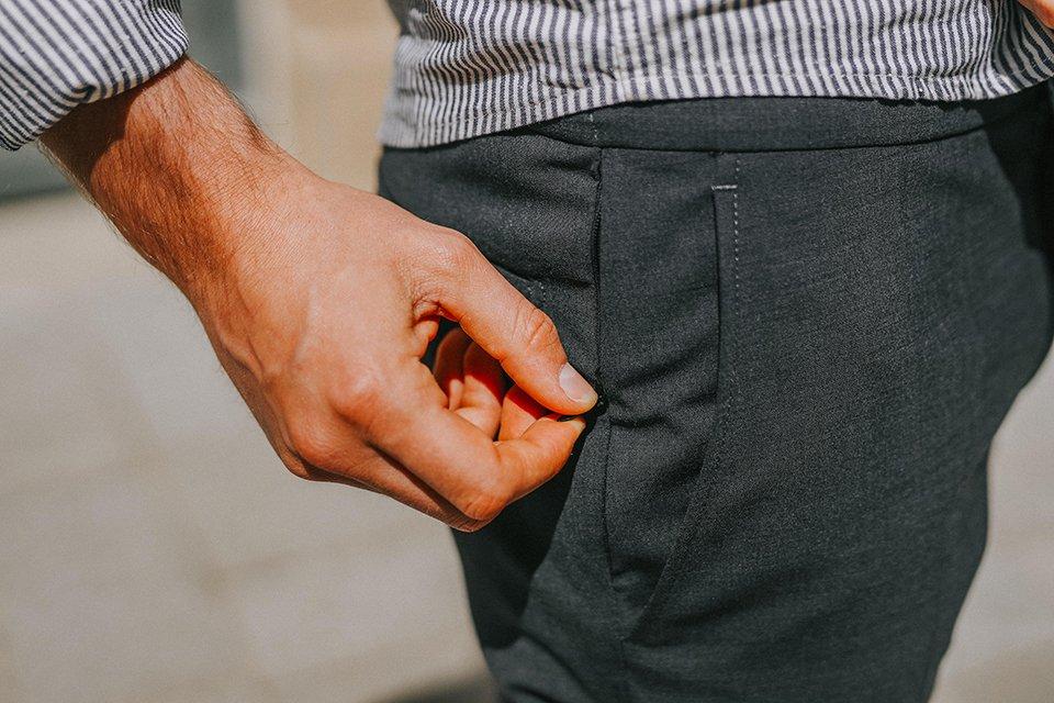 pantalon thenines secretpocket