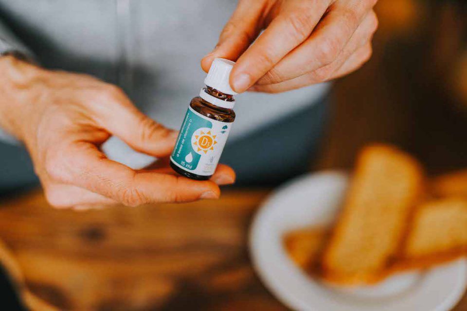 UNAE Vitamines D3 Flacon