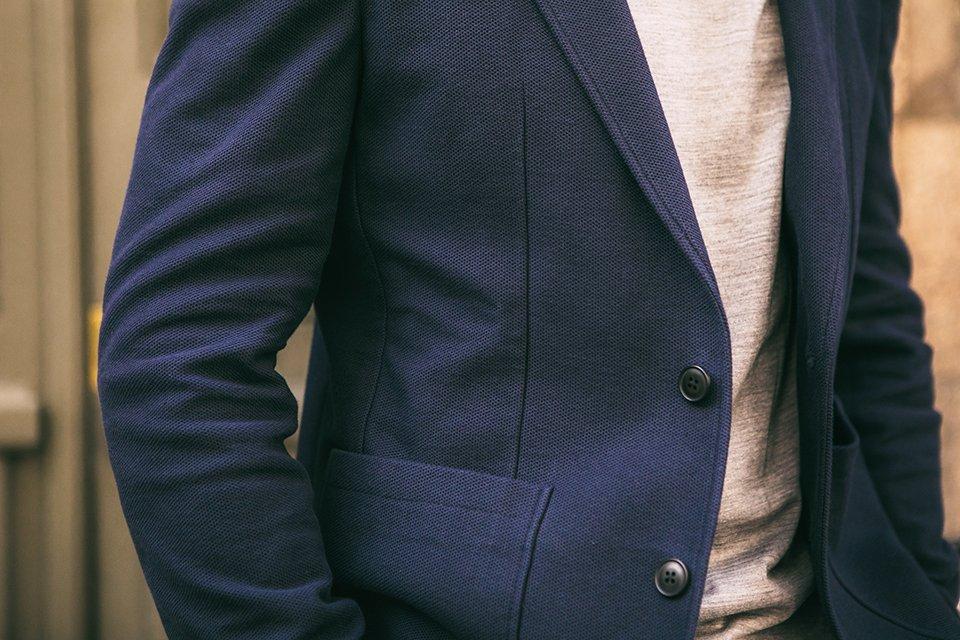veste casual thenines conception