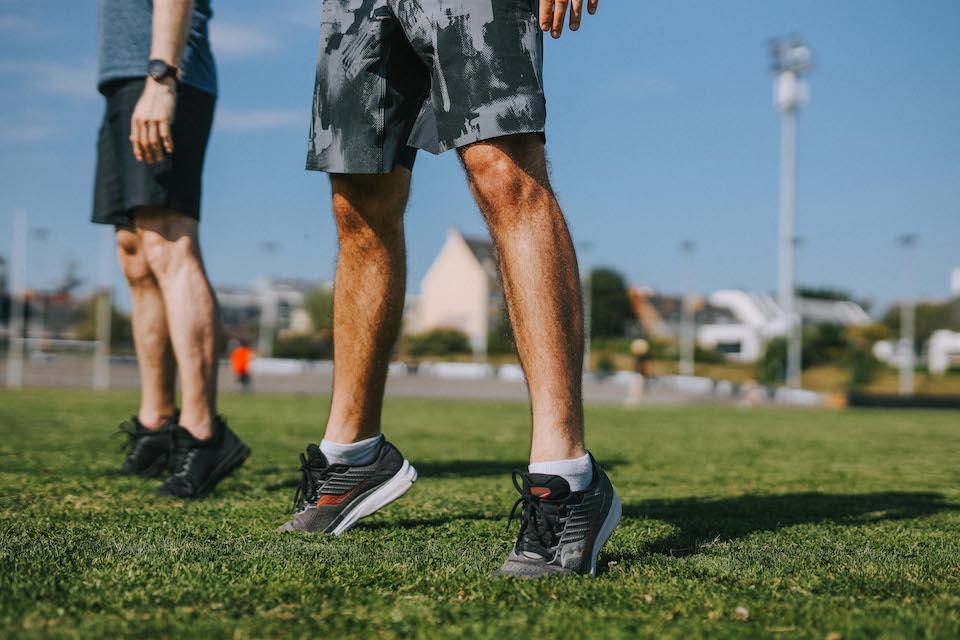 5 exercices renforcement squat pointe des pieds