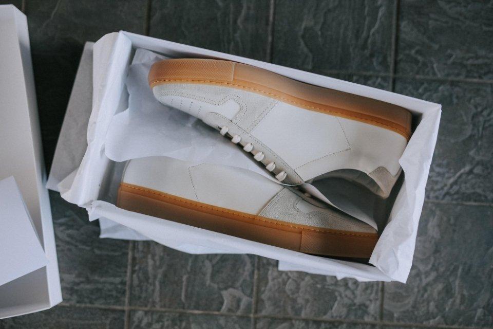 artisan lab sneaker dans boite