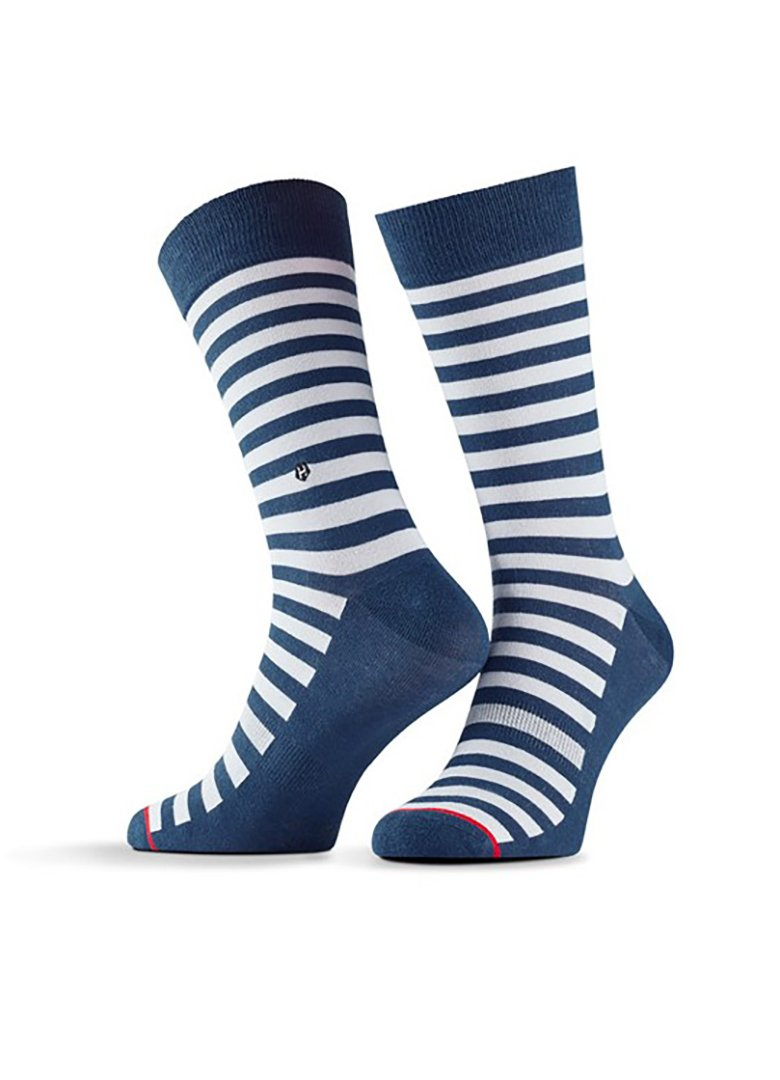 chaussettes rayures loic henry
