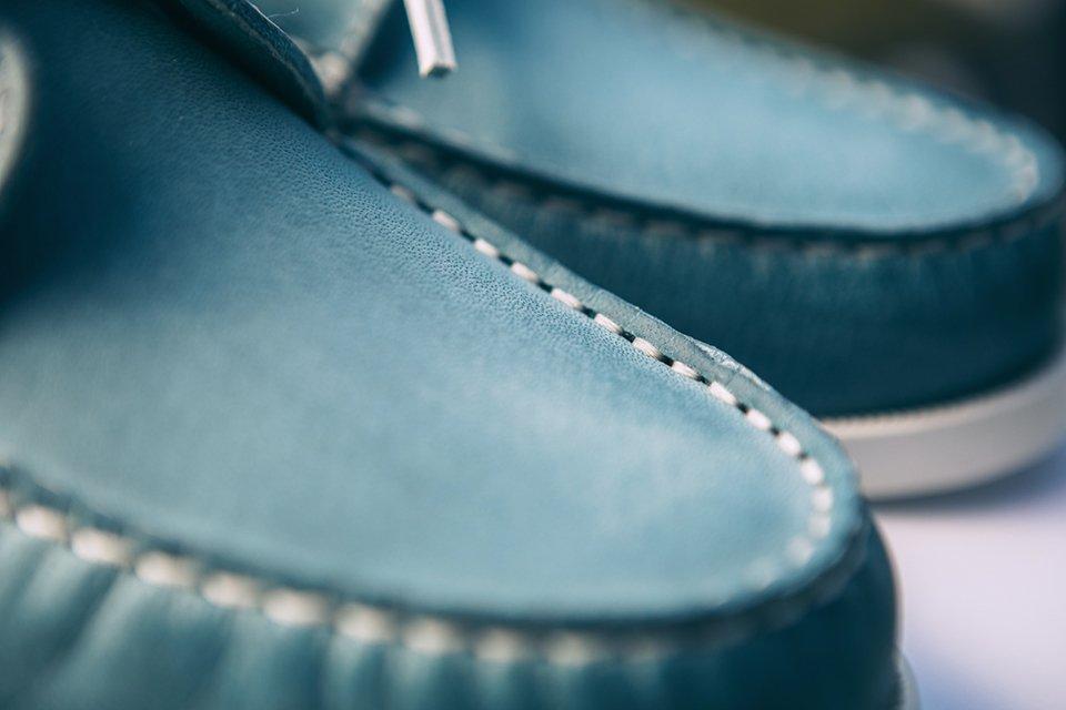 chaussures bateau jules&jenn bout