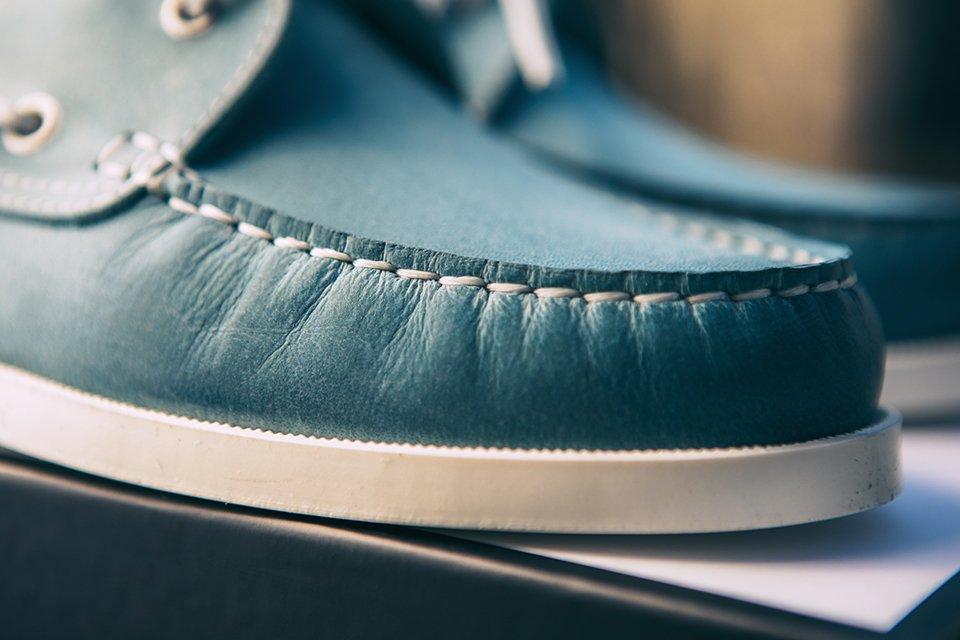 chaussures bateau jules&jenn confection