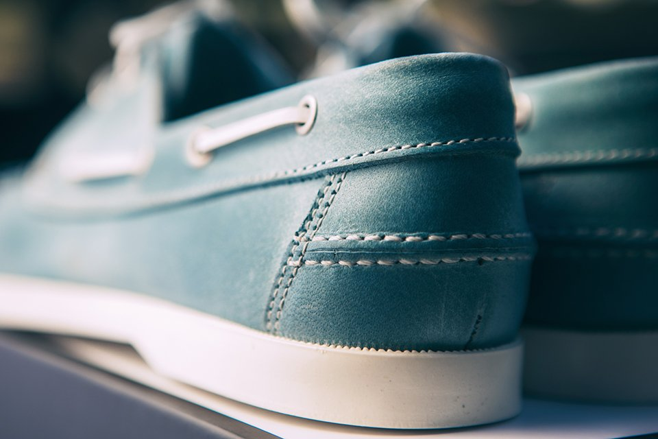 chaussures bateau jules&jenn contrefort