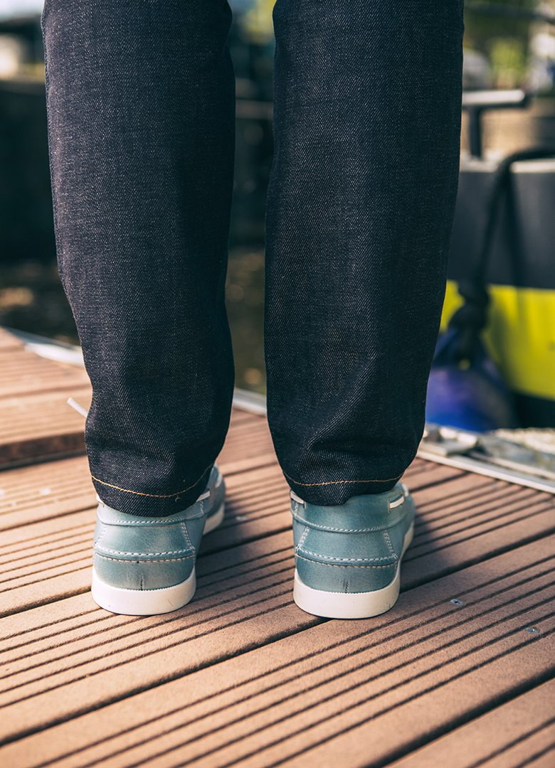 chaussures bateau jules&jenn dos2