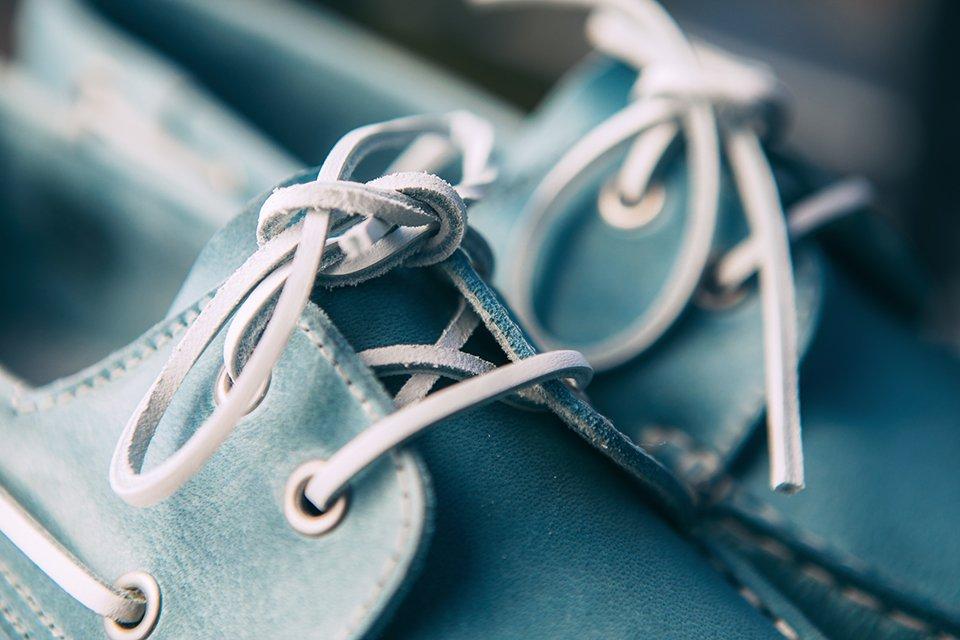 chaussures bateau jules&jenn lacets