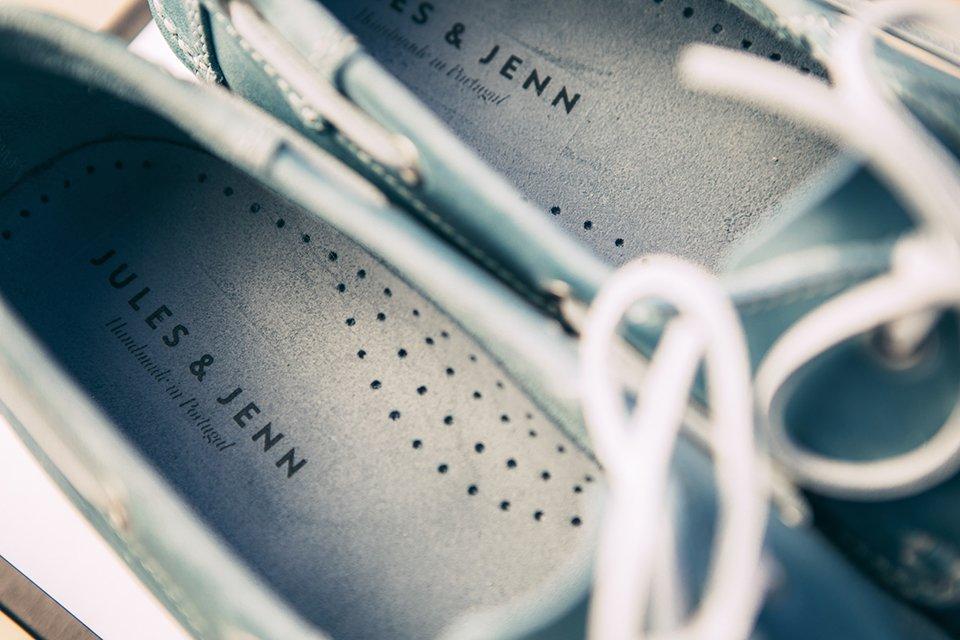 chaussures bateau jules&jenn marque