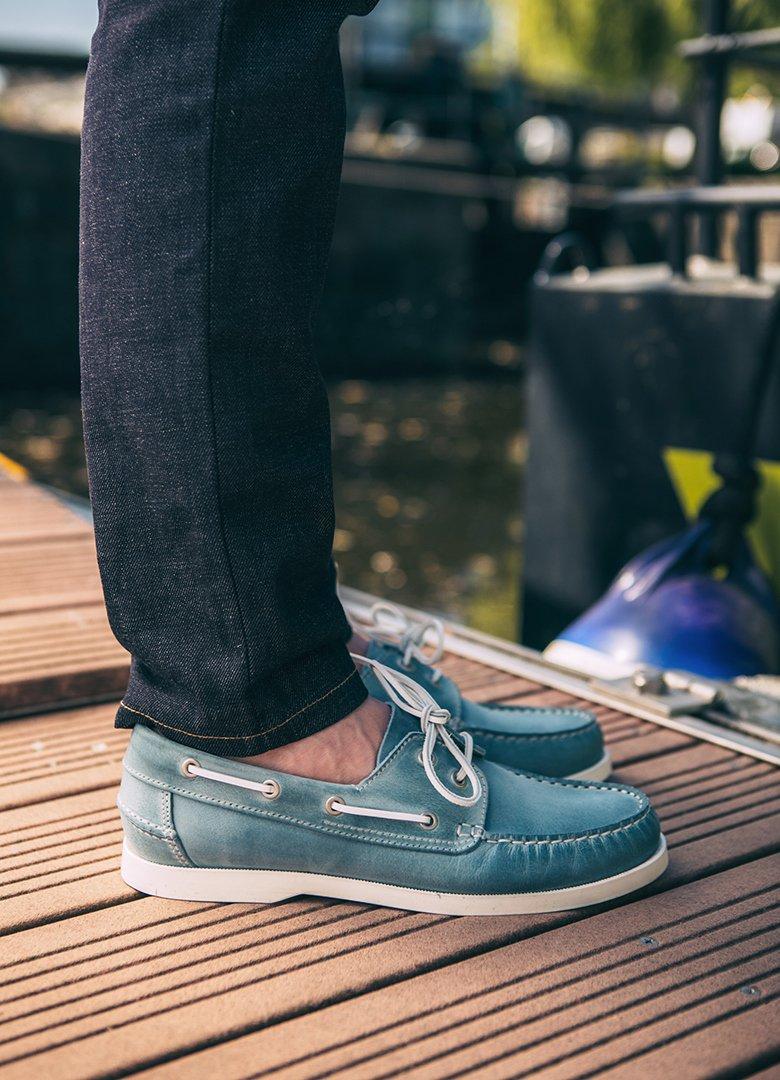 chaussures bateau jules&jenn profil2
