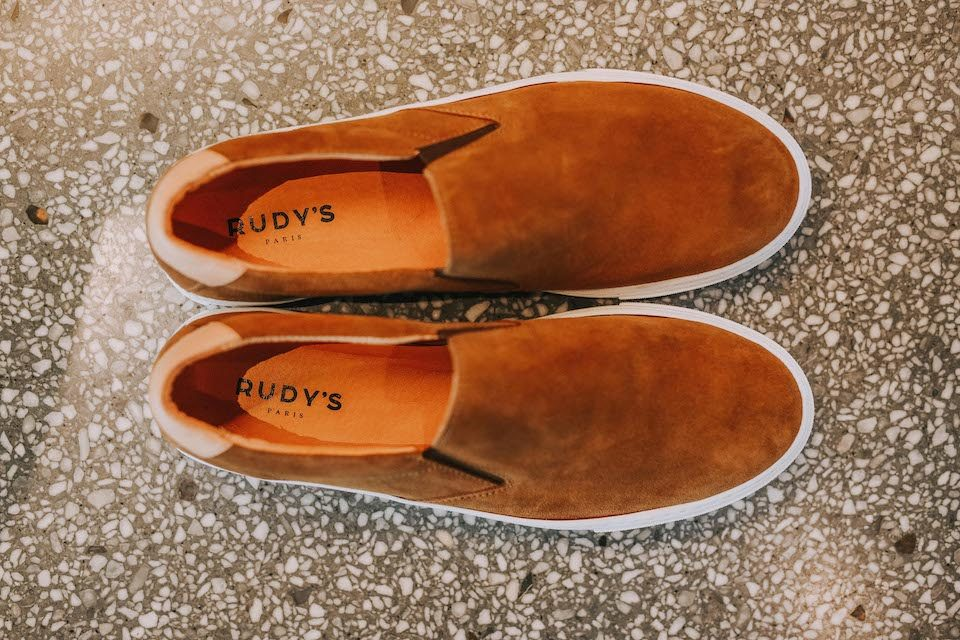 Chaussures Rudys marque semelle