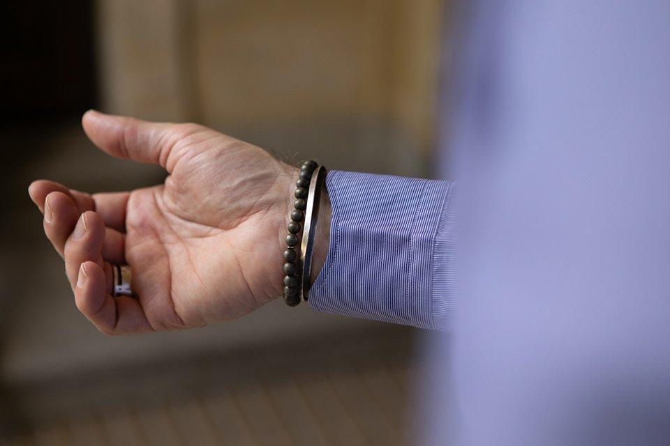chemise gossuin bracelet