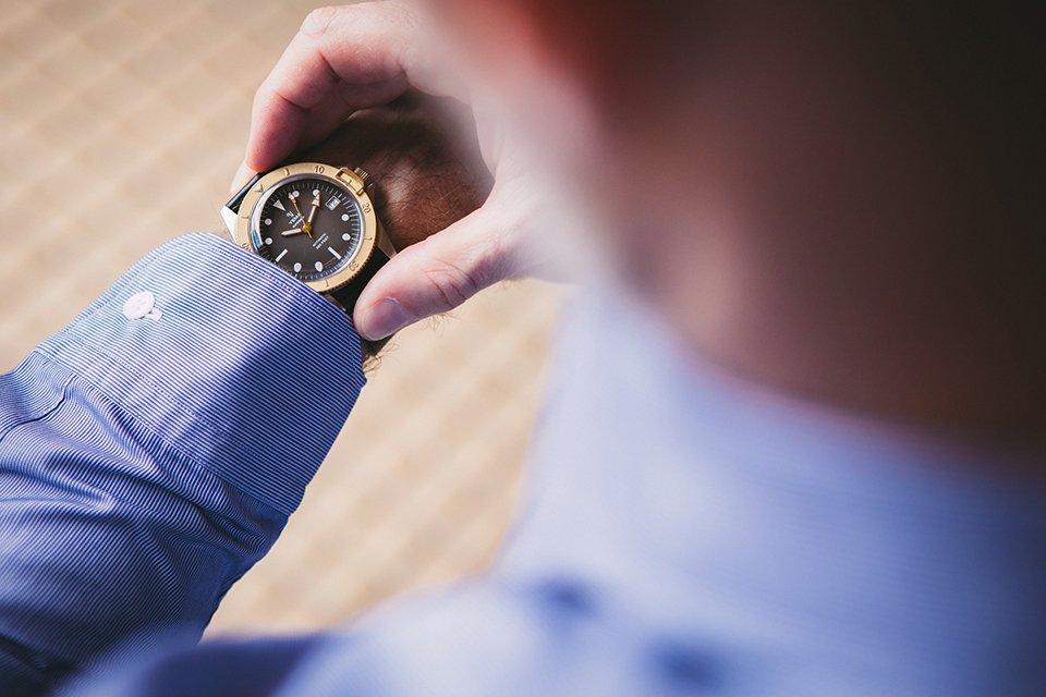 chemise gossuin montre