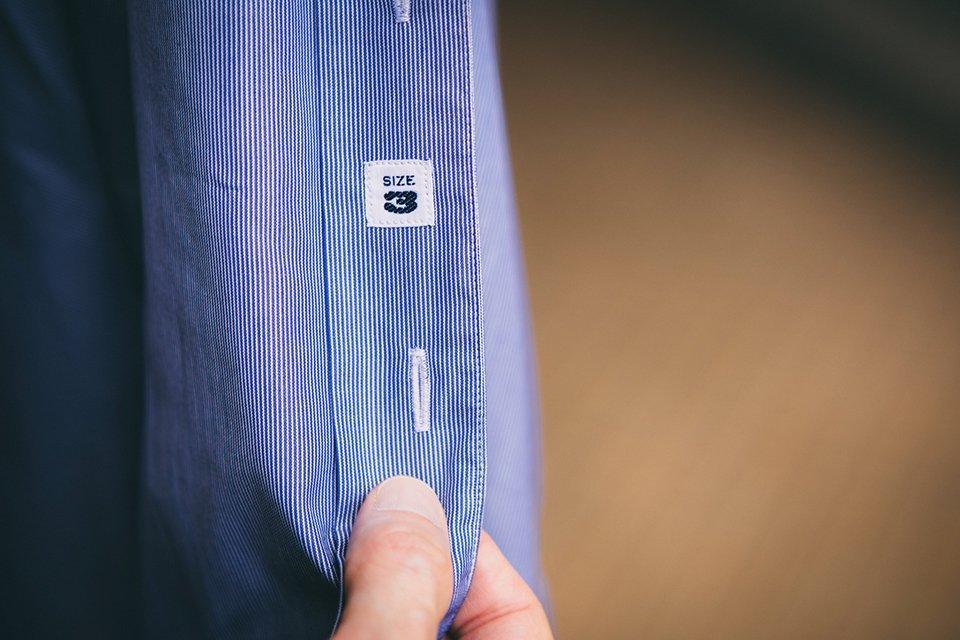 chemise gossuin size3
