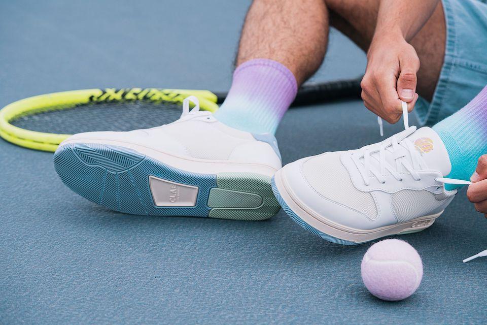 Clae sneakers balle tennis