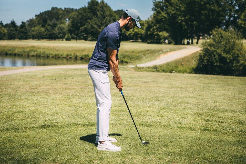 club golf polo uniqlo