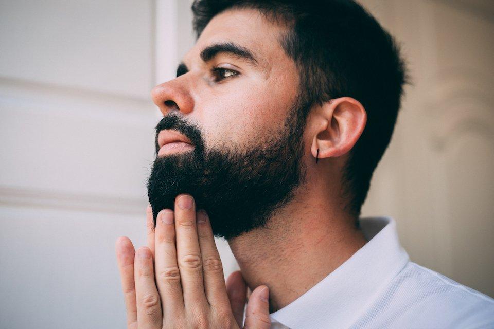 Huile barbe horace tenue