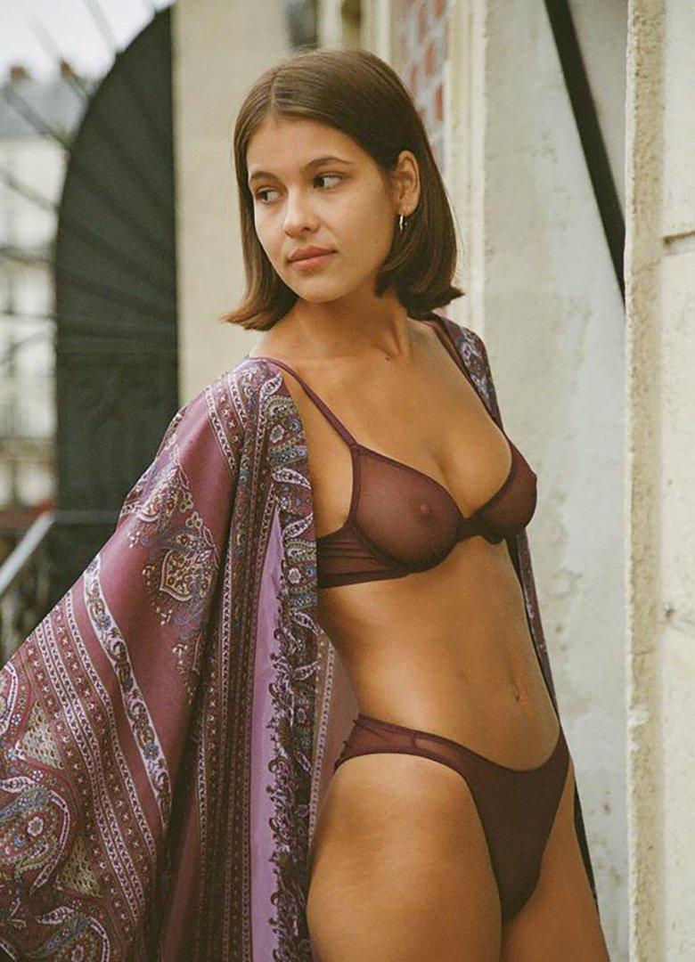 lingerie nénés paris