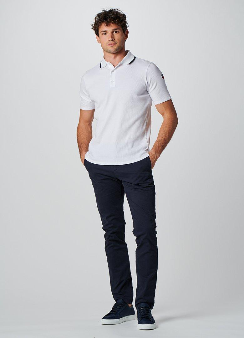 pantalon printemps bleu