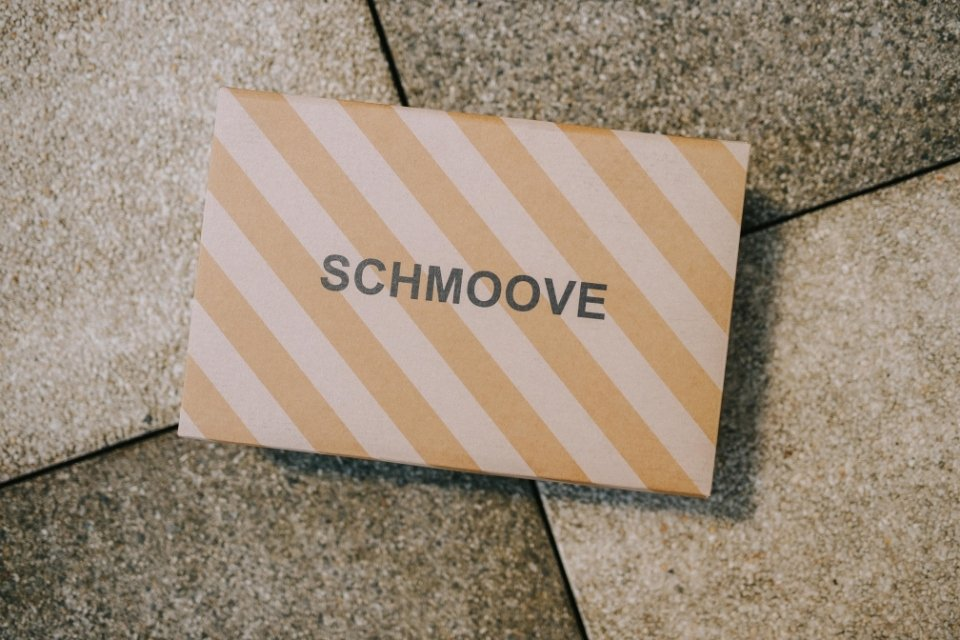schmoove trail runner boite