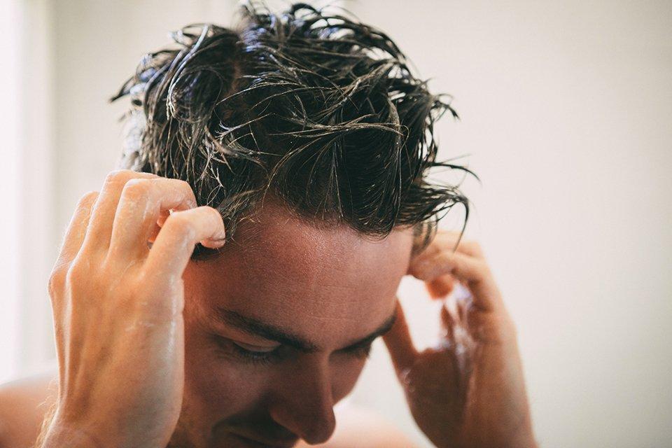 shampoing hommes dabord essayage