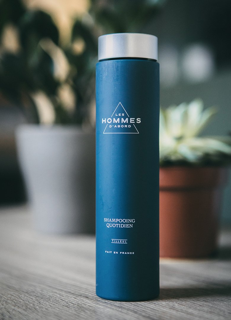 shampoing hommes dabord test