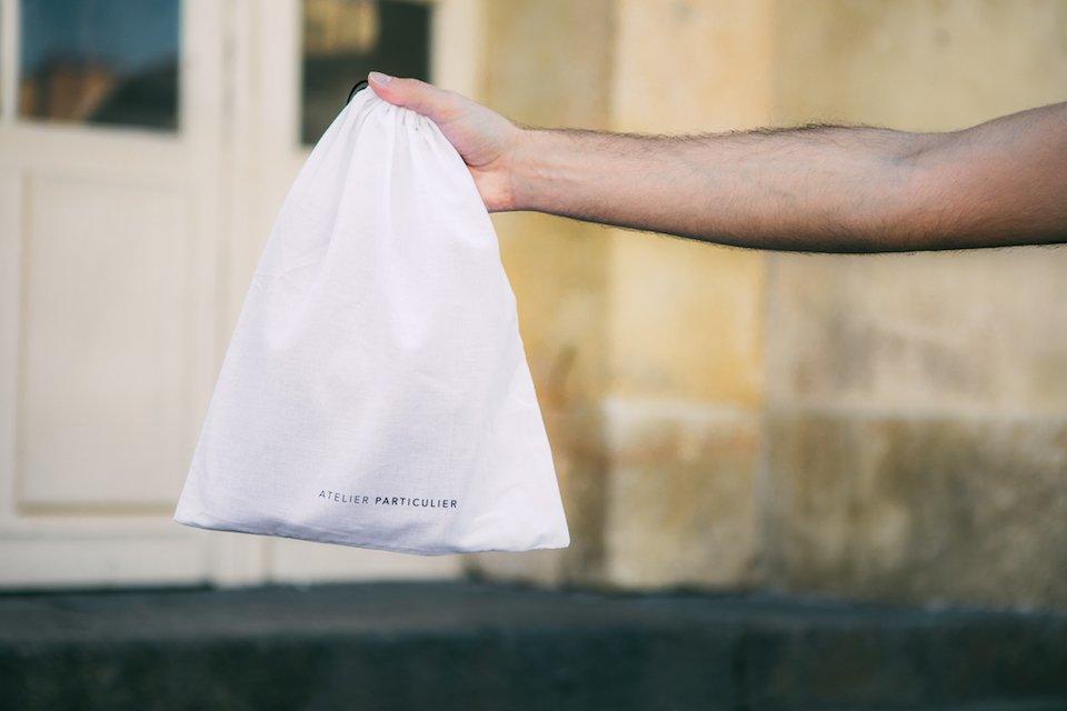 T-shirt Atelier Pochette Packaging