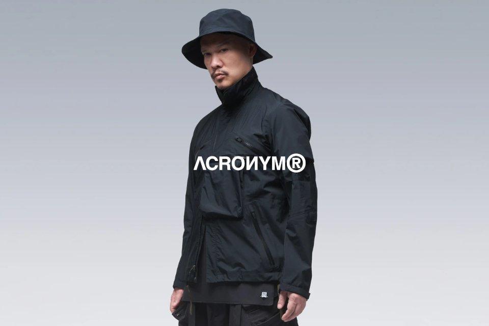 acronym campaign veste noire logo