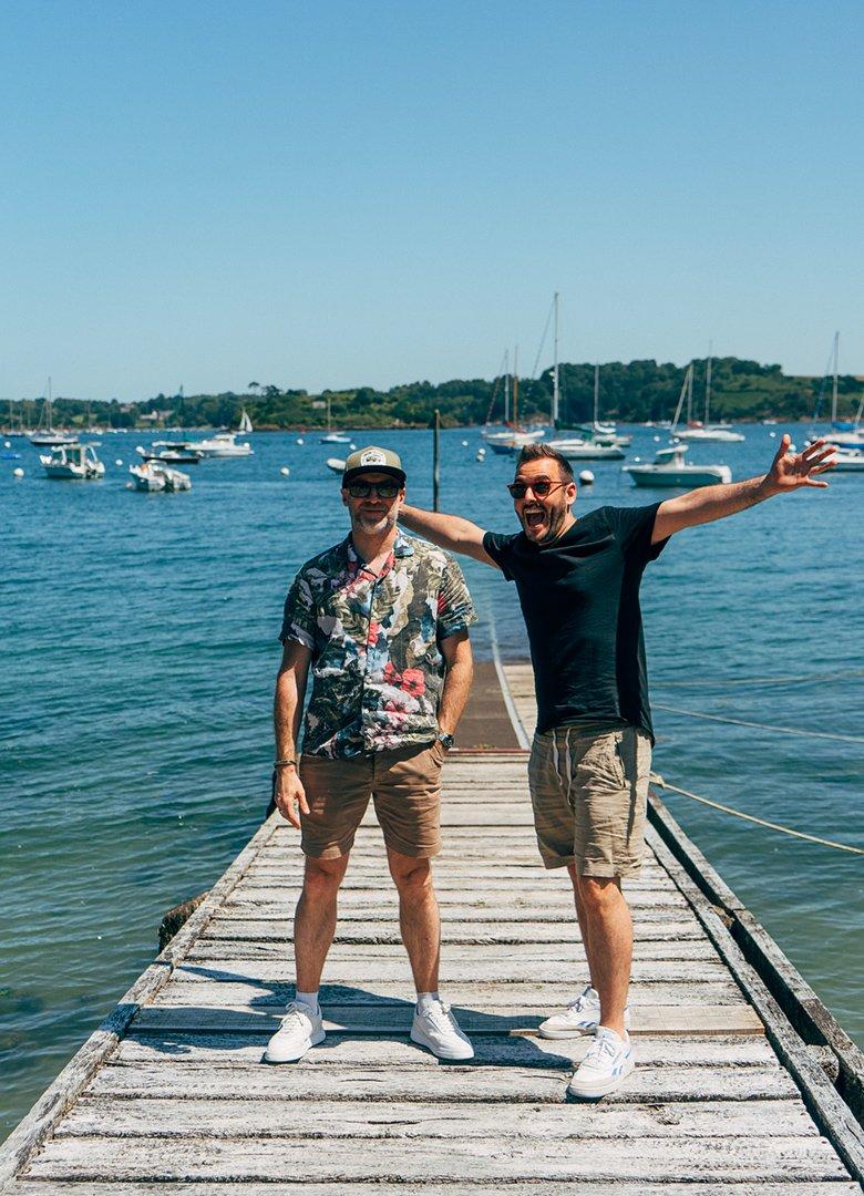 Road Trip Discovery Dinard Cale Jouvente Joe Romain