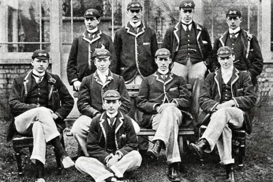 aviron oxford 1896 husbands histoire