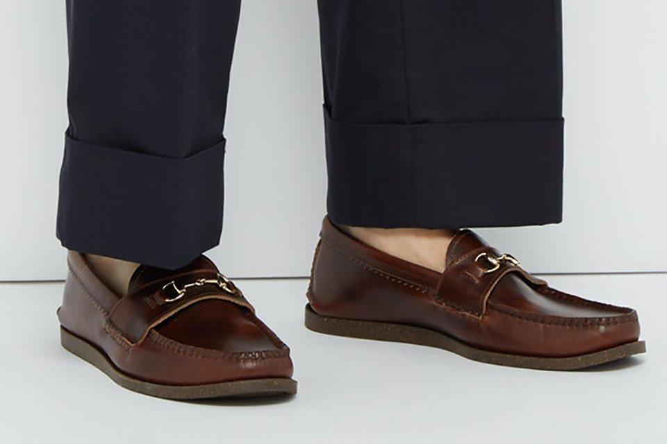 Bit Loafers Yuketen