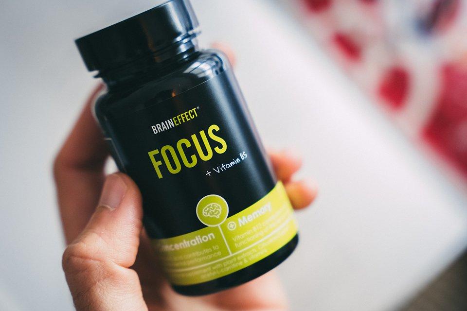brain effect test avis complement concentration focus boite