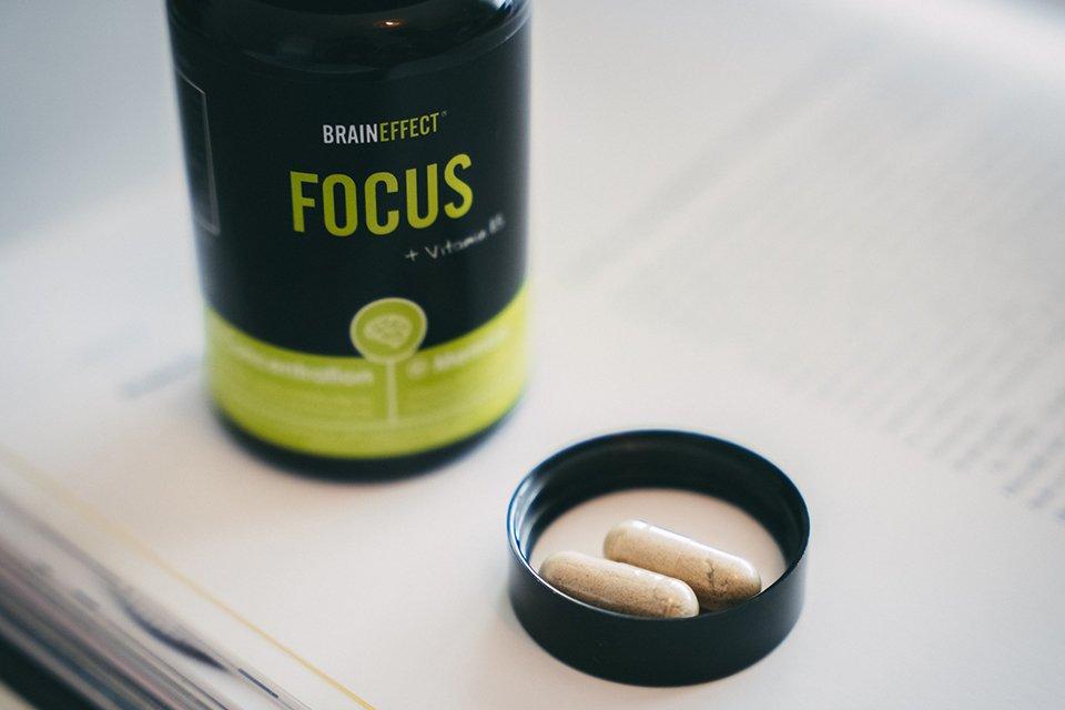 brain effect test avis complement concentration focus pilule