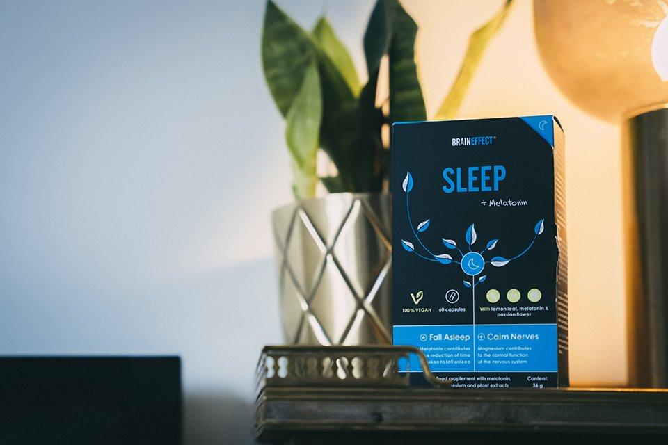 brain effect test avis complement sommeil boite