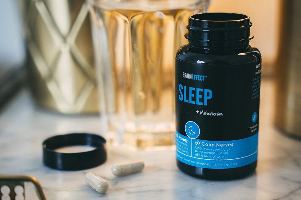 brain effect test avis complement sommeil pilule