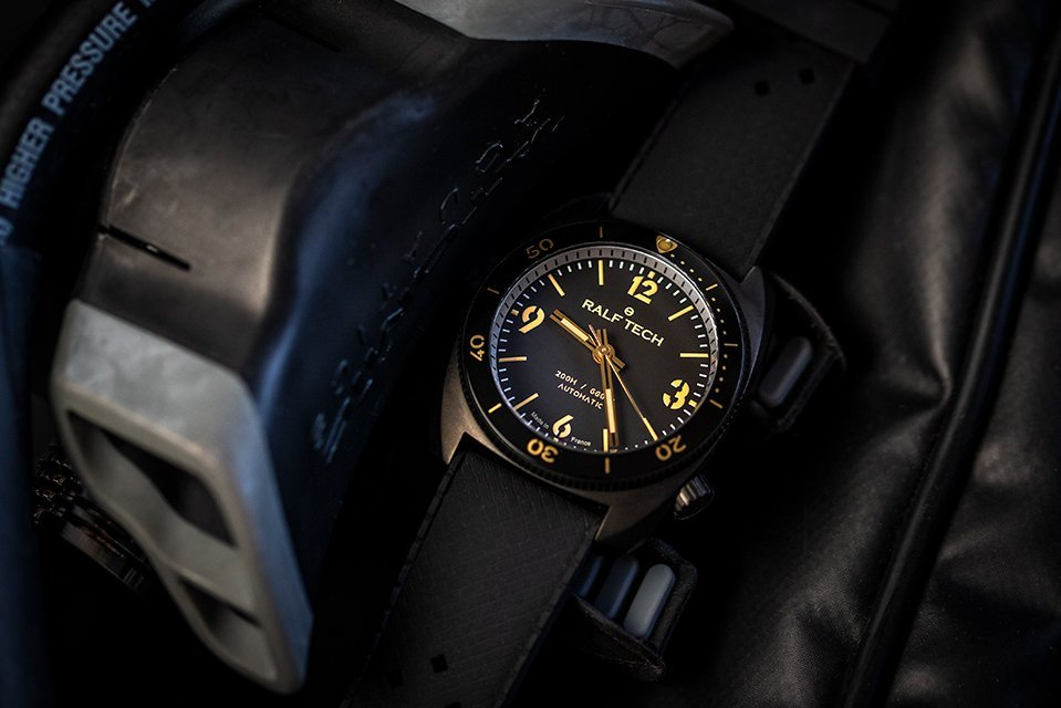 RalfTech WRB First Edition Black