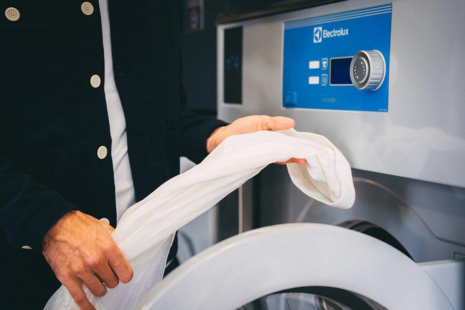 comment blanchir chemise machine a laver