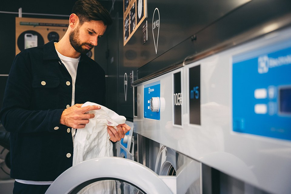 comment blanchir sa chemise machine a laver