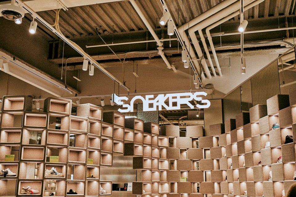 Galeries Lafayette Baskets